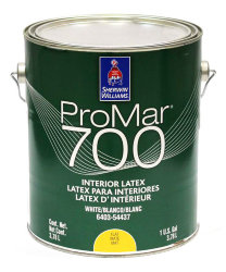 Краска Sherwin Williams ProMar 700 латексная (Шервин Вильямс) 3.8 л