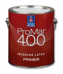 Грунтовка Sherwin Williams ProMar 400 Interior Latex Primer (Шервин Вильямс) 3.7 л