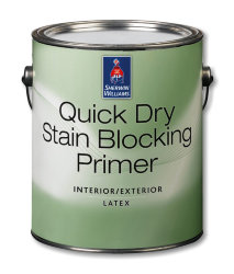 Блокирующий грунт Sherwin Williams Quick Dry Stain Blocking Primer (Шервин Вильямс) 3.7 л