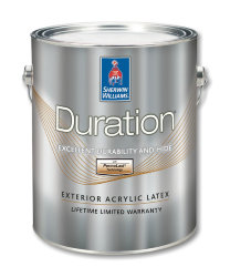 Фасадная краска Sherwin Williams Duration Exterior Latex Flat (Шервин Вильямс) 3.8 л