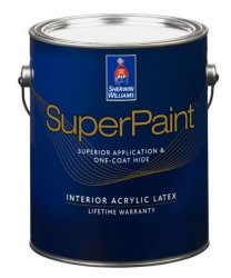 Краска Sherwin Williams SuperPaint (Шервин Вильямс) 3.8 л