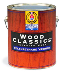 Лак Sherwin Williams Wood Classics Polyurethane Varnish (Шервин Вильямс) 3.7 л