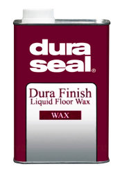 Масло с воском для пола DuraSeal Finish Liquid Floor Wax 3.8 л